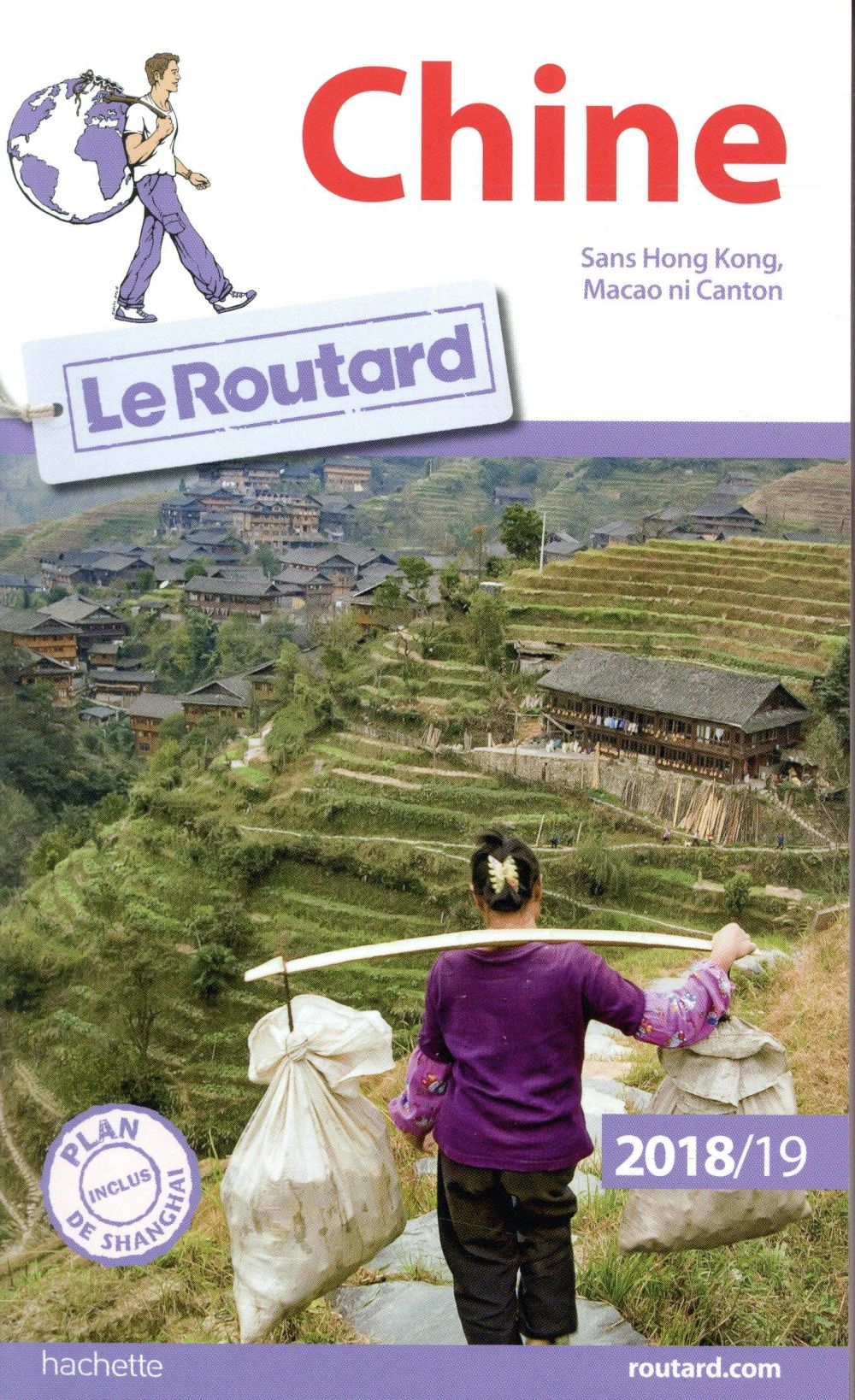GUIDE DU ROUTARD CHINE 201819